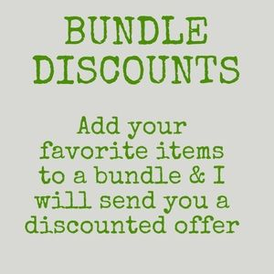 Other - Bundle Discounts